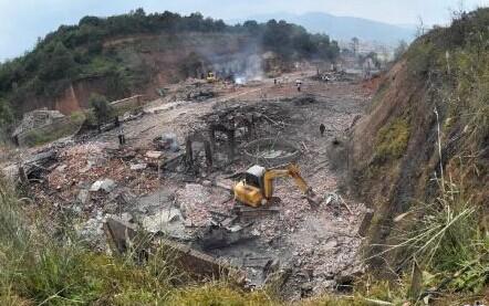 湖南醴陵花炮厂爆炸事故:12人死亡33人受伤2人失联